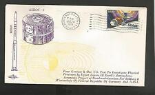 AEROS-2 SCOUT JUL 16,1974  VANDENBERG * ORBIT COVERS *