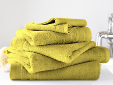 LUXURY 6 PIECES TOWEL BALE SET 500 GSM 100% EGYPTIAN COTTON FACE HAND BATH TOWEL