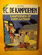 Strips F.C. De Kampioenen 8 Kampioenen op Verplaatsing 1999 1ste druk