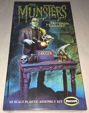 Moebius The Munsters Herman Munster 1/9 scale model kit new 933