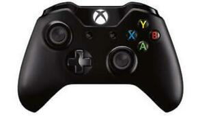Genuine Microsoft Xbox One  Black Wireless Controller 1st Generation.