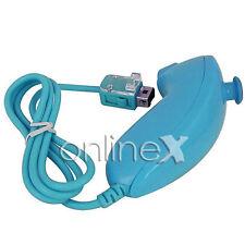 Mando Nunchuck para WII/ WII U color Azul a546