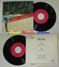"LP 45 7"" MAY DAY Susanna DISCOTTO ITALY CRASH DS NP 021 cd mc"