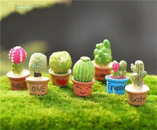 Miniature Dollhouse Garden Craft Fairy Bonsai Diy Decor ~Cute Pots~ 1Pc ♫