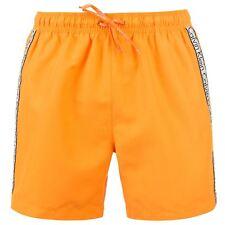 Calvin Klein Hombre Taped Drawstring Bañador Pantalones Cortos Shorts Natación