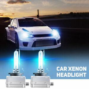 2 AMPOULE XENON D1S 35W HAUTE QUALITEE POUR E60 E61 AVEC FEUX BI XENON 6000k