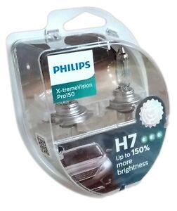 H7 PHILIPS X-treme Vision Pro150 2st 12972XVP-S2