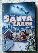 76330 DVD - When Santa Fell To Earth  2011  KAL8307