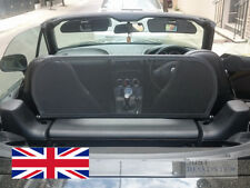 BMW Z3 Wind Deflector (without roll bars) Mesh Black (using original fixings)