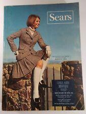 Sears Catalog Vtg 1967 Fall Rare Groovy Shagadelic Fashion Bikes Craftsman Cars