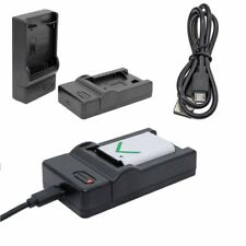 USB Battery Charger For Canon LP-E8 EOS 700D 650D 550D 600D For AC Adapter #CP