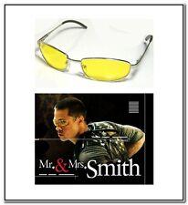 Shooting Glasses Aviator Tactical  Yellow Lens Military Night Driving Sunglasses