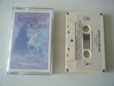 PHILIP CHAPMAN KEEPER OF DREAMS CASSETTE TAPE 1987 PAPER LABEL NEW WORLD UK