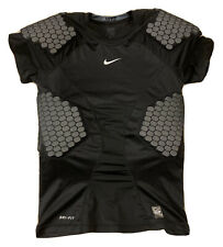 Nike Pro Combat Hyperstrong 4-Padded Compression Football Shirt Mens Size Xl