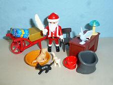 La Navidad oficina de papá noel Playmobil 010