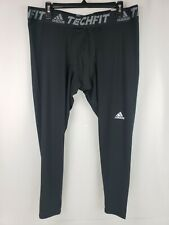 Adidas adidas techfit Running Activewear Tops for Men for