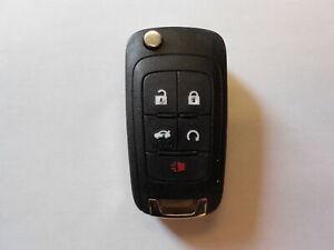 Chevrolet GM OEM 14-16 Impala Keyless Entry-Key Fob Remote Transmitter 13586785