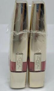 Lot of 2 L'Oréal Paris Colour Caresse Wet Shine Lip Stain 183 Pink Resistance