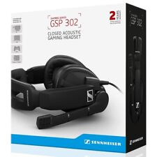 Sennheiser GSP 302 Closed Back Gaming Headset for PC, Mac, PS4 and Xbox One