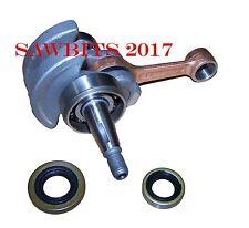 COMPATIBLE STIHL CRANKSHAFT BR320 BR340 BR380 BR400 SR320 SR340 SR420