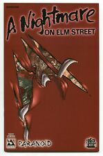 A Nightmare on Elm Street Paranoid #2 E Die Cut Variant Cover by Juan Jose Ryp