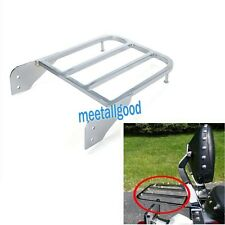 Rear Sissy Bar Luggage Rack For Suzuki Intruder Volusia VL800 Boulevard M50 2001