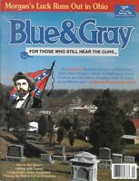 Blue & Gray V15N4 John Hunt Morgan Buffington Island Ohio River Custer Gettysbrg