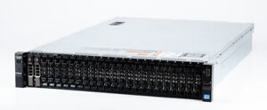Dell PowerEdge R720xd Rack Server 2x Xeon E5-2690 8-Core 2.90 GHZ 16 GB DDR3 RAM