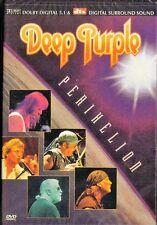 DEEP PURPLE PERIHELION DVD nuovo incellofanato + fascicolo EDIZIONE CIGRA 2002