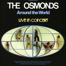 The Osmonds, The Osm - Around the World: Live in Concert [New CD] UK - Im