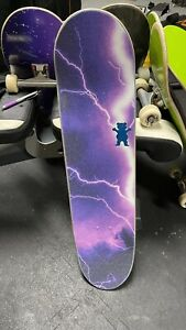 Brand New toy machine skateboards Deck (turtle Face) 7.75