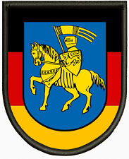 Wappen von Schwerin Aufnäher, Pin, Aufbügler