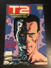 Terminator 2:Judgment Day#1 Incredible Condition 9.2(1991) Janson Art!!