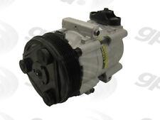Global Parts Distributors 6511480 New Compressor And Clutch