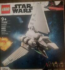Lego Star Wars Imperial Shuttle 75302 In Hand- Ships Immediately