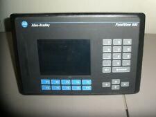 "Allen-Bradley 2711-B6C2 Ser.B Rev.H Frn 4.20 Panelview 600 ""Parts Or Repair"""