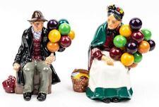 "Royal Doulton ""The Baloon Seller"" and the ""Balloon Man"""