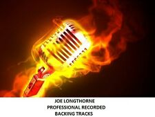 JOE LONGTHORNE  PROFESSIONAL RECORDED BACKING TRACKS