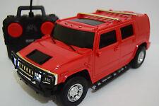 HUMMER SUV RADIO REMOTE CONTROL CAR 1/16 FAST SPEED 10KM/H
