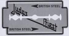 Judas Priest - British Steel - Permanent Vinyl Decal