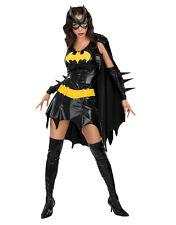 "Batgirl Costume, Womens Batgirl Outfit,Med,(USA 6-10),BUST 36-38"",WAIST 27-30"""