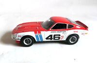 NEW - Delprado BRE DATSUN 240Z 1970 - Scale 1/43 DieCast Model Car