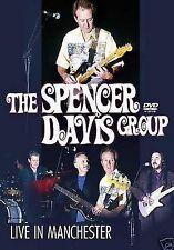 SPENCER DAVIS GROUP - Live In Manchester - DVD Neu