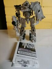 Transformers DOTM Voyager Megatron - complete with instructions