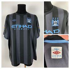 Manchester City 2011/12 Umbro Jersey Shirt #5 Zabaleta Size 52