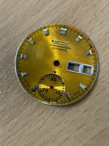 Genuine Vintage Seiko 6139-6002 Gold Pogue Dial Sept 1972 Stamped
