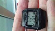 Casio VINTAGE DB-30 MODULE 671 MADE IN JAPAN C WATCH USED MONTRE WORKING PERFECT