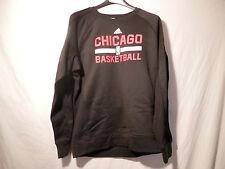Adidas Chicago NBA Basketball Practice Crew neck shirt sz L NWT NBA Store