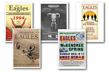 EAGLES - SET OF 5 - A4 POSTER PRINTS # 2