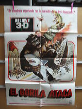 A2281  EL GORILA ATACA. ROD ARRANTS, JOANNA DE VARONS, ALEX NICOL